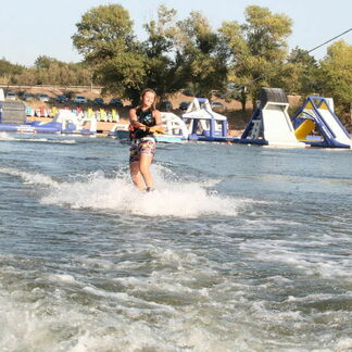 wakeboard avec Water Glisse Passion