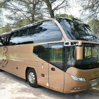 Monaco - Excursion bus Beltrame