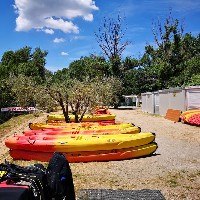 Location de kayaks